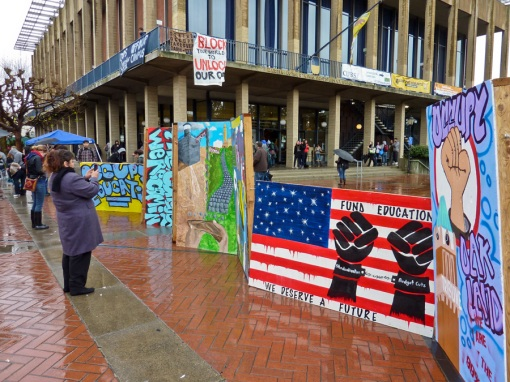 March 1 Art on Sproul