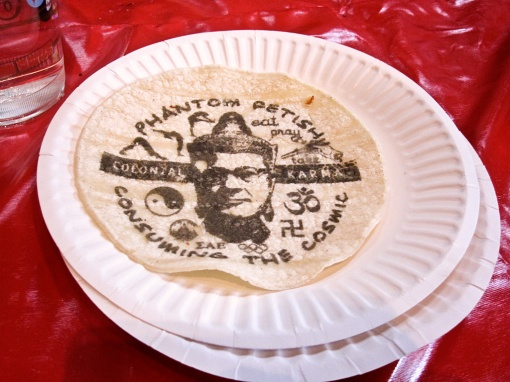 Brundage Tortilla: Colonial Karma